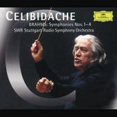 Brahms: Symphonies Nos.1-4 (4 CDs) Songs