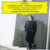 Schoenberg: Pelleas & Melisande / Wagner: Siegfried-Idyll Songs