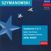 Szymanowski: Symphonies Nos. 1 & 2 / Bartok: Two Pictures Songs