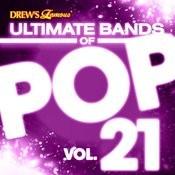 Ultimate Bands Of Pop, Vol. 21 Songs
