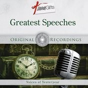 Great Audio Moments, Vol.26: Greatest Speeches Songs