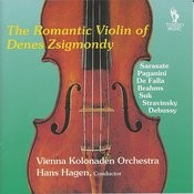 The Romantic Violin Of Denes Zsigmondy Songs