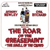 The Roar Of The Greasepaint - The Smell Of The Crowd Songs