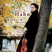 Barber, Meyer: Violin Concertos Songs