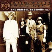 RCA Country Legends: The Bristol Sessions, Vol. 1 Songs