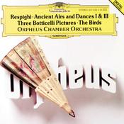 Respighi: Werke für Streichorchester Songs