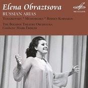 Tchaikovsky, Mussorgsky, Rimsky-Korsakov: Russian Arias Songs