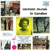 Carmen Mcrae In London Songs