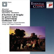 Rossini: Overtures Songs