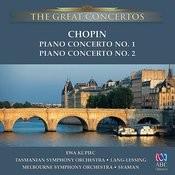 The Great Concertos: Chopin – Piano Concertos 1 And 2 Songs