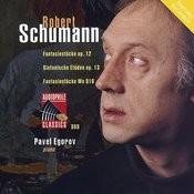 Schumann: Fantasiestüke - Symphonic Studies Songs