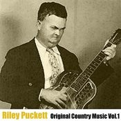 Original Country Music, Vol. 1 Songs