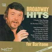 The Broadway Hits For Baritone Songs