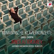 Romantische Klavierkonzerte (Grieg, Chopin Nr. 2) Songs