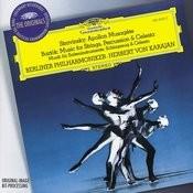Stravinsky: Apollon Musagète / Bartók: Music for Strings, Percussion and Celesta Songs