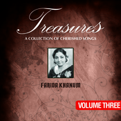 Farida Khanum - Treasures Volume 3 Songs