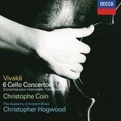 Vivaldi: 6 Cello Concertos Songs