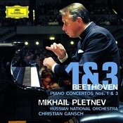 Beethoven: Piano Concertos Nos. 1 & 3 Songs