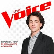 She's Always A Woman (The Voice Performance) Songs