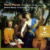 Marin Marais - Pièces de viola, Volume 2 Songs
