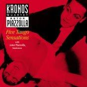 Piazzolla / Five Tango Sensations Songs