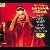 Shostakovich: Lady Macbeth of Mtsensk District / Act 2 - Vídno - ... - Akh, Borís Timoféyevic Song