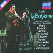 Puccini La Boheme Highlights Songs