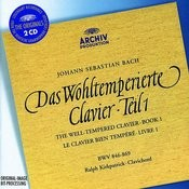 J S Bach The Well Tempered Clavier Book I Songs