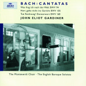 J.S. Bach: Cantatas for the 9th Sunday after Trinity Songs
