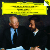 Lutoslawski: Piano Concerto Songs