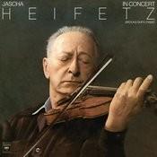 Jascha Heifetz In Concert Songs