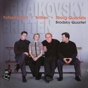 Tchaikovsky / Britten: String Quartets Songs