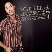Schubert: 4 Impromptus Op. 90, Piano Sonata In A  Major Songs