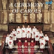 A Ceremony Of Carols Songs