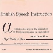 Sounds of Spoken English: English Speech Instruction Songs