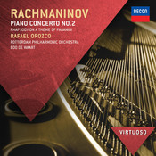Rachmaninov: Piano Concerto No.2; Rhapsody on a theme of Paganini Songs