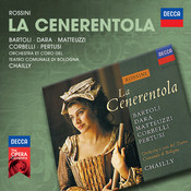 Rossini: La Cenerentola Songs