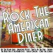 Rock The American Diner Volume 2 Songs
