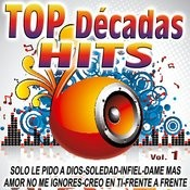 Top Decadas Vol.1 Songs