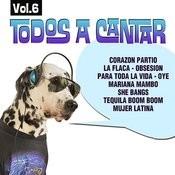 Todos A Cantar Vol.6 Songs