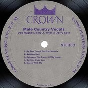 Male Country Vocals Songs