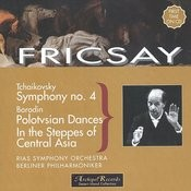 Fricsay Conducts Tchaikovsky Songs