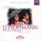 Offenbach: Les Contes d'Hoffmann - Highlights Songs
