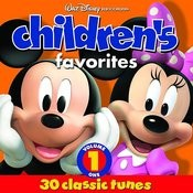 Children's Favorites, Vol.1: 30 Classic Tunes Songs