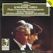 Schumann / Grieg: Piano Concertos Songs