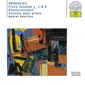 Prokofiev: Piano Sonatas Nos.3, 7 & 8 Songs