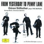 Göran Söllscher - From Yesterday to Penny Lane Songs