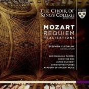 Mozart: Requiem Realisations Songs