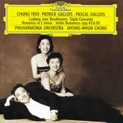 Beethoven: Triple Concerto; Romance in E minor; Violin Romances Opp.40 & 50 Songs