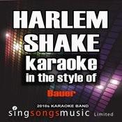 Harlem Shake (In The Style Of Bauer) [Karaoke Version] - Single Songs